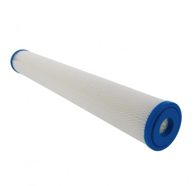 "10 Micron 20"" x 2.5"" Pleated Sediment Water filter"