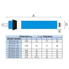 CSM Reverse Osmosis 50 gpd Membrane