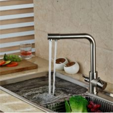 3 Way High Flow Water Filter Tap