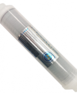 Nano Silver/Copper Titanium In-line Water Filter